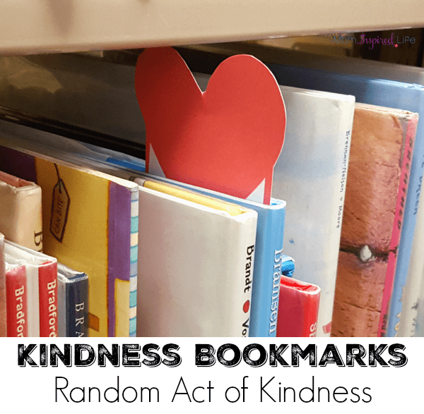 Kindness bookmarks. Printable bookmarks that will brighten the day.