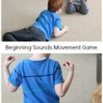 Beginning Sounds Movement Game