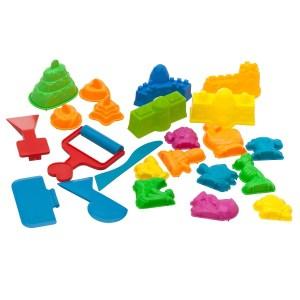 Kinetic sand toys