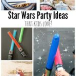 Star Wars The Force Awakens Party Ideas
