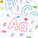 26 Awesome Letter Sounds Alphabet Mats