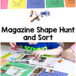 Magazine Shape Hunt and Sort