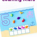 Ocean Counting Mats