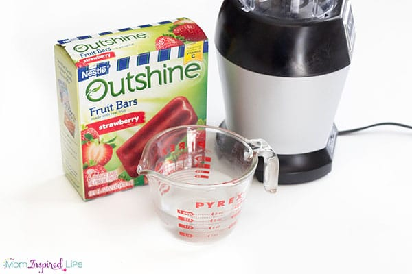 Slushie recipe that requires only 2 ingredients!