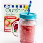 Easy Strawberry Slushies