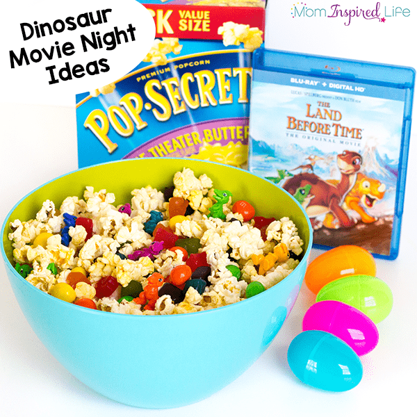 Exciting dinosaur movie night ideas for the whole family!