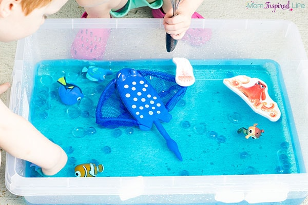 A neat Finding Dory activity that kids will love!