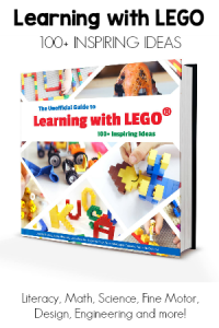 The Unofficial Guide to Learning with LEGO is Coming Soon!