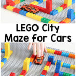 LEGO Maze City for Cars