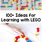 100+ Awesome Ideas for Learning with LEGO