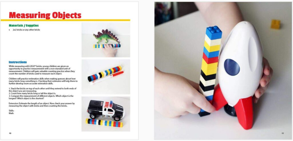Learning with LEGO® Book