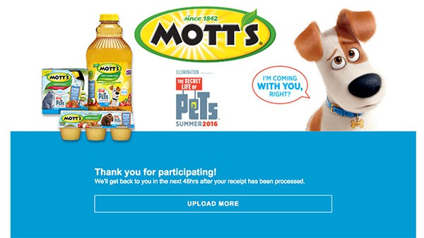 Motts Screen Shot 3