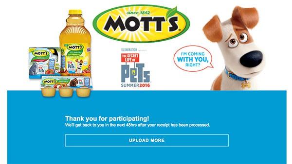 Motts Screen Shot 3