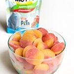 Super Easy Frozen Applesauce Snack for Kids