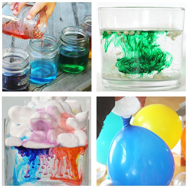 Science Experiments And Activities For Toddlers Preschoolers
