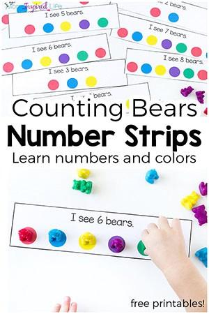 Preschool Math Activities That Are Super Fun