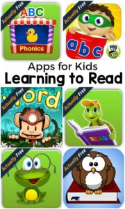 free games to learn to read
