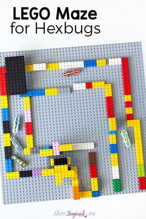 LEGO Hexbug Maze that is Super Cool
