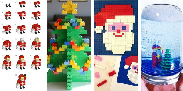 Christmas LEGO ideas