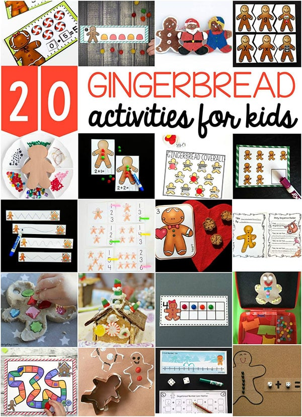 gingerbread-collage