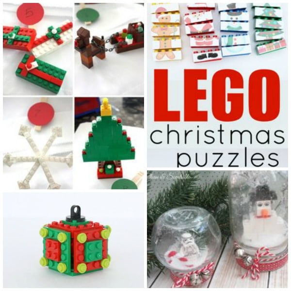 LEGO activities for Christmas that your kids will love!