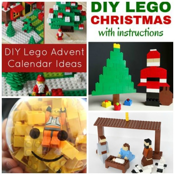 LEGO projects that your kids will enjoy this Christmas!