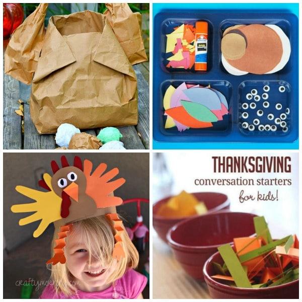 Thanksgiving activities for preschool.
