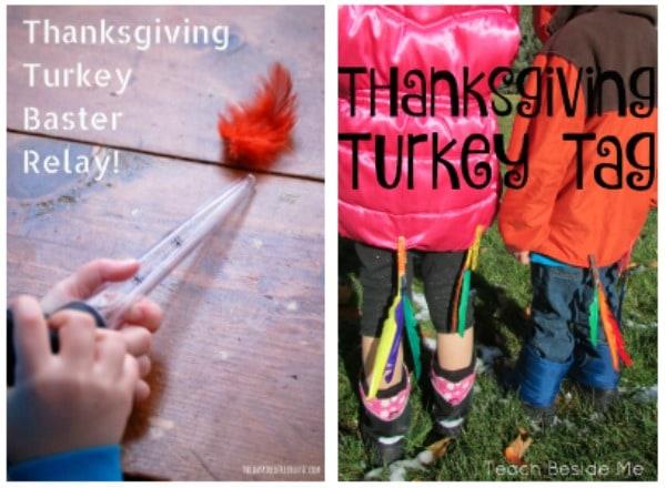 Turkey activities for kids.