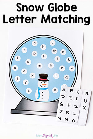 alphabet activities that kids love snowman alphabet activity and printable