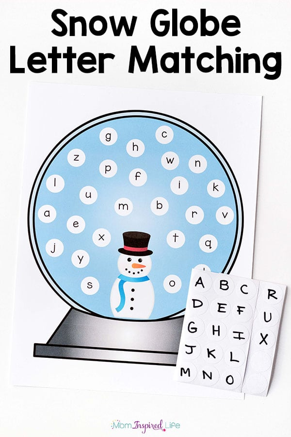 snowman activities for preschool snowman alphabet activity and printable 242