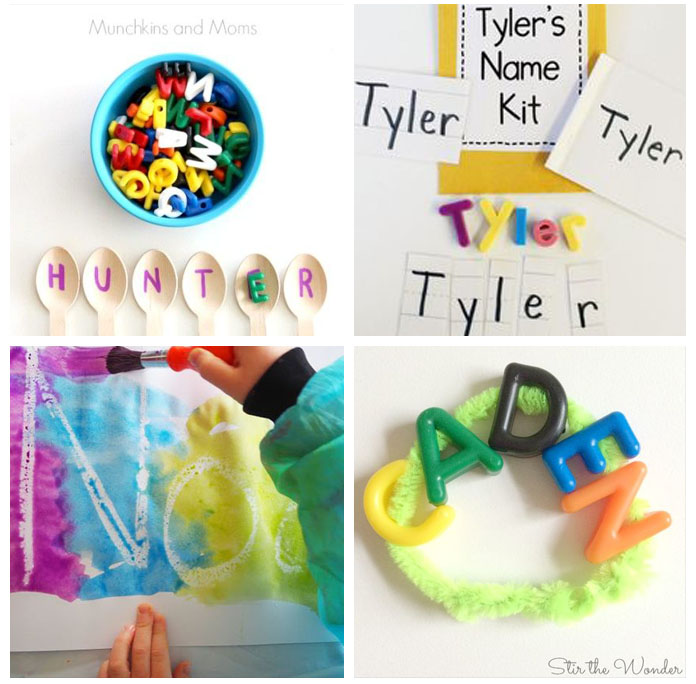 Name activities that your kids will love!