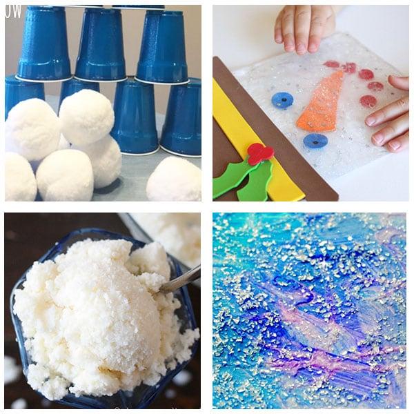 Winter activities for preschool.