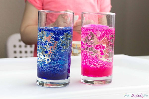 Super Cool Lava Lamp Experiment For Kids