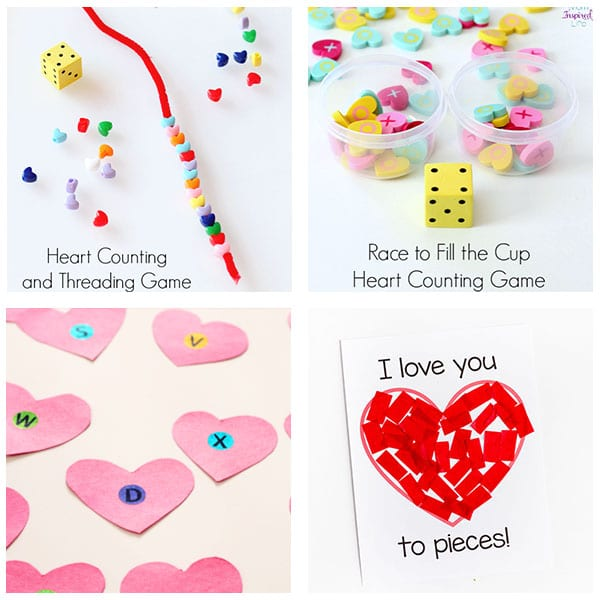 Super Fun Valentine S Day Activities For Preschoolers