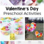 Super Fun Valentine's Day Activities for Preschoolers
