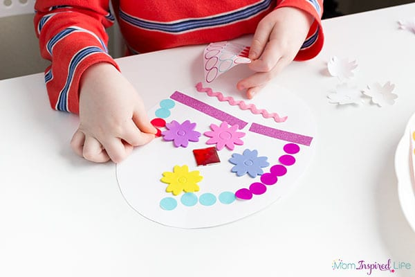 Easter craft for kids.
