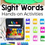 Sight Word Activities that Your Kids Will Love!