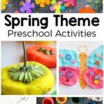 Spring Theme Activities for Preschool