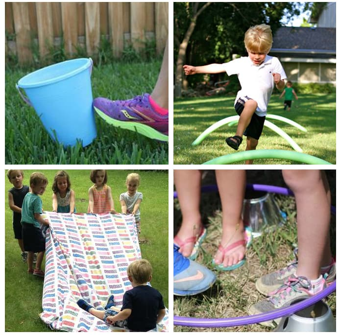 Summer camp games and activities that your kids will love!