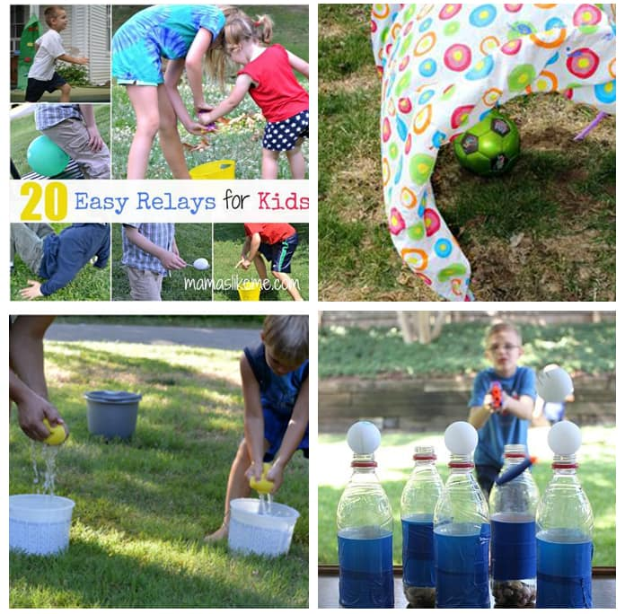 Outdoor games that will make summer super fun!