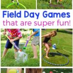 Field Day Games that are Super Fun for Kids!