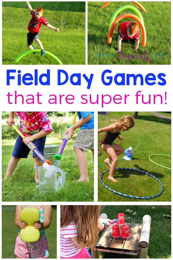 Field Day Games That Are Super Fun For Kids