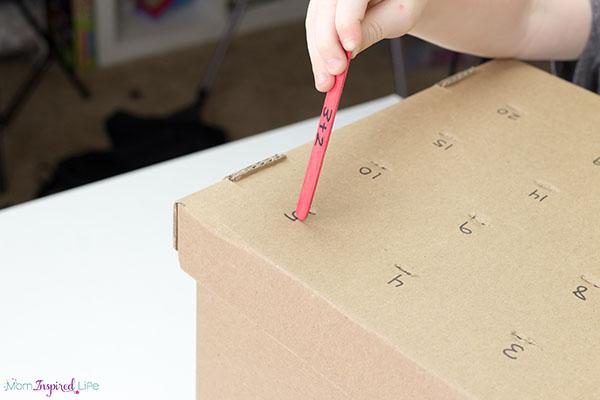 An elementary math activity that kids love!