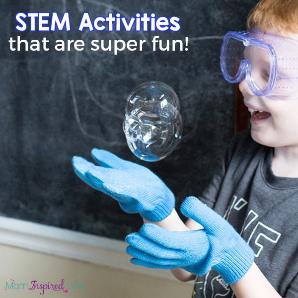 Fun STEM activities that kids can't get enough of.