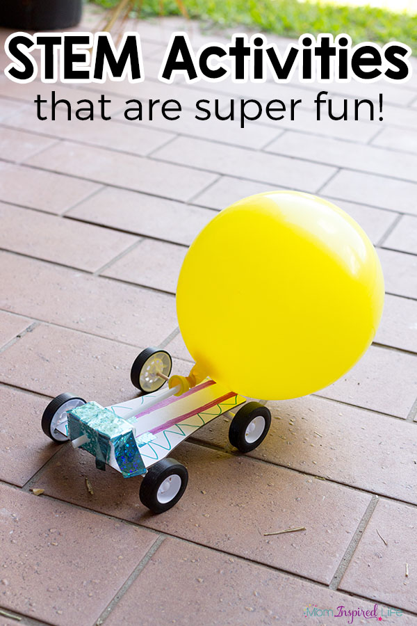 STEM activities that will get kids excited!