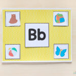 Printable letter sounds sorting mats.