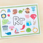 Spot the Letter alphabet mats make learning letters hands-on and fun!