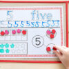 Number sense activity mats make teaching number sense super easy!