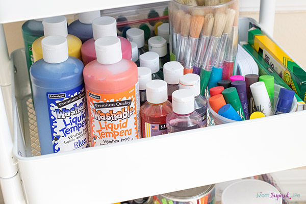 Must-have preschool painting supplies for your art center!