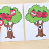 Apple Tree Beginning Sounds Matching Tree